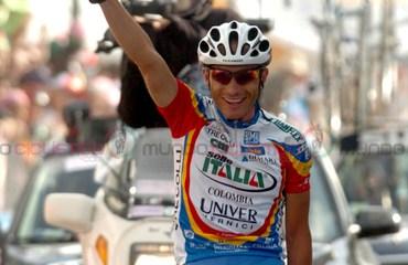 Oscar Sevilla se mantiene como líder de la Vuelta a Antioquia
