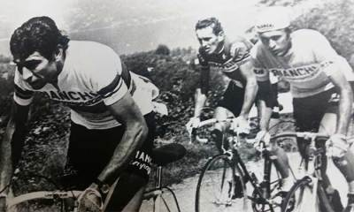 Cochise Rodriguez, Felice y Gimondi