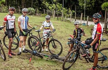 El MTB nacional tendrá a varios de sus mejores exponentes este domingo en la Copa AMPM en Costa Rica