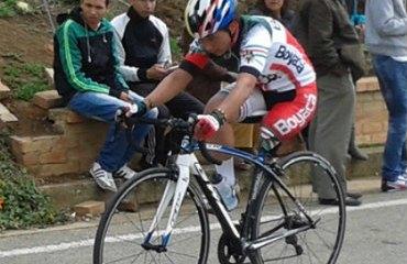 Daniela Carolina Munevar, promete en el paracycling
