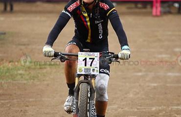 La campeona panamericana de Maratón, Angela Parra, es la gran carta de Colombia para el MTB Cross Country de Toronto