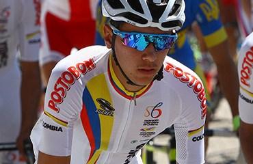 Sebastián Henao, décimo en la etapa de este viernes