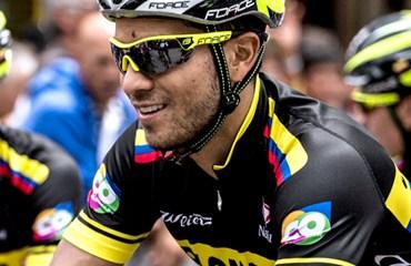 Carlos Julián Quintero, uno de los convocados al Mundial de Ciclismo