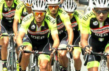 Rigoberto Urán, en CRE con el Etixx-Quick Step en Mundial de Richmond