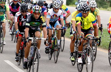 Se cumplió la segunda etapa de la Vuelta Colombia Master 2015