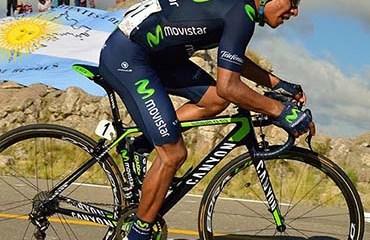Nairo Quintana iniciará su temporada 2016 en la ronda a la provincia de San Luis, Argentina (Foto©PabloCersosimo)