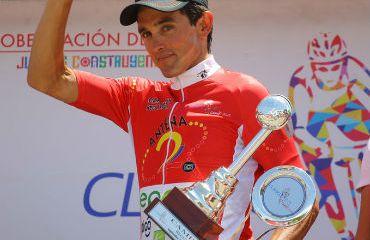 Oscar Sevilla, en carrera de Bajo California