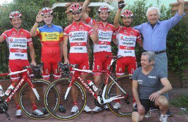 El Androni de Rodolfo Torres y Egan Bernal se quedó por fuera del Giro de Italia 2016