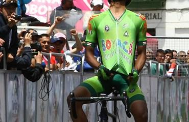Roger Diagama fue el vencedor del Gran Fondo Sub23