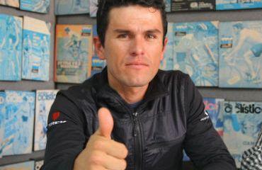 Diego Tamayo defenderá desde este domingo el título de la Titan Desert que se disputará en Marruecos