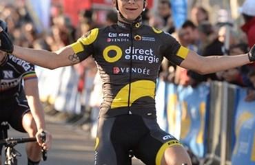 Bryan Coquard se impuso en tercera etapa de los Cuatro días de Dunkerque