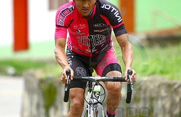 Fabio Montenegro vencedor de etapa y campeón