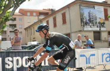 Chris Froome ganador de quinta etapa de Dauphné