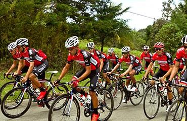 El Coldeportes-Claro será uno de los equipos mas fuertes de la próxima Vuelta a Colombia 2016