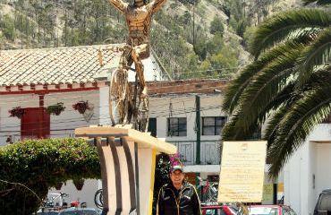 Rafael Antonio Niño satisfecho con lo realizado por su equipo EBSA en Vuelta a Colombia