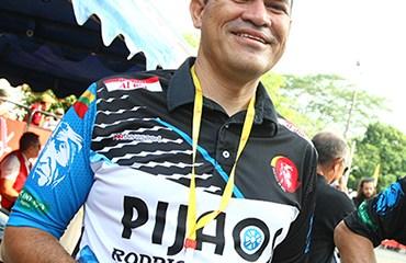 Rodrigo Pacheco, el técnico de Mundial de Tornillos-Formesan Pijaos
