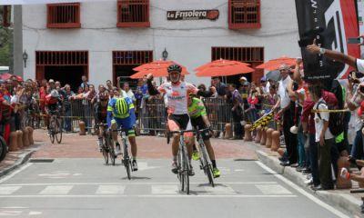 Cristian Carmona, ganador de última etapa de Carmen de Viboral 720