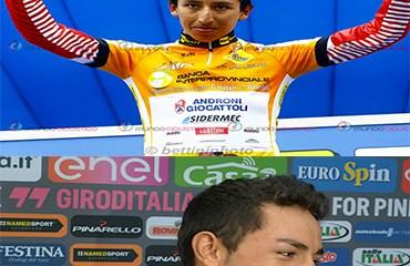 Egan Bernal y Daniel Martínez encabezan la Selección Colombia para el Tour del Avenir