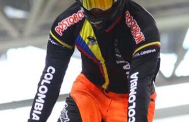 Carlos Oquendo y Carlos Ramírez se instalaron este jueves en las semifinales del BMX olímpico