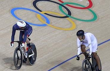 Puerta se ubicó décimo en la Velocidad de los JJOO Río de Janeiro 2016