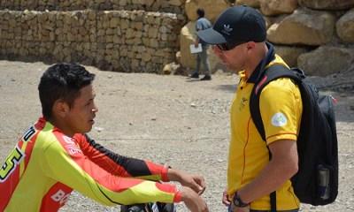 El DT nacional de BMX habló en exclusiva con RMC tras los 4tos final masculinos de la olímpiada de Rio de Janeiro