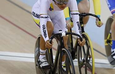 Martha Bayona avanzó de manera brillante a las finales del Keirin olímpico