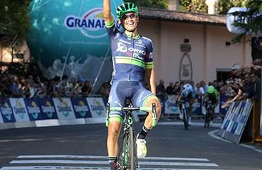 """""""Chavito"""" sigue adelantando una fenomenal temporada 2016 tras sus podios en Giro de Italia y Vuelta a España"""