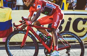 Nairo y Canyon ya suman dos victorias en Grandes Vueltas (Giro de Italia 2014 y Vuelta a España 2016)
