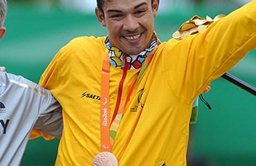 Néstor Javier Ayala se colgó el bronce en la Ruta (T2)
