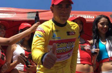 El local Rodas sigue líder de la Vuelta a Guatemala