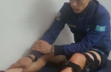 Miguel Angel López tendrá cuatro meses de incapacidad