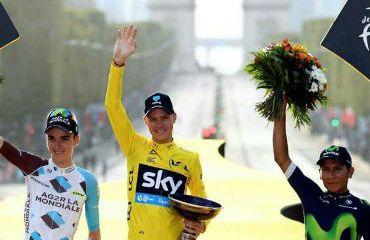 Tour, Giro y Vuelta reducirán el numero de integrantes de cada equipo de 9 a 8 corredores