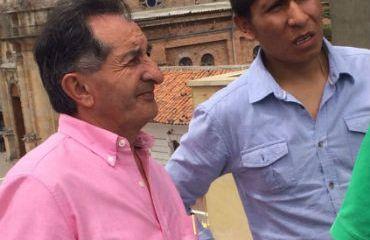Oliverio Cárdenas fue elegido por Nairo Quintana para que ser el timón del Boyacá es para Vivirla