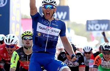 Marcel Kittel segundo triunfo en línea en Dubai Tour