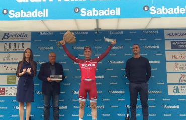 Tony Martin ganador de segunda etapa de Vuelta a la Comunidad Valenciana