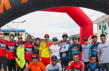Maxxis arrasó con el podio de la I válida de la Copa Nacional de Enduro
