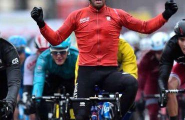 Sonny Colbrelli, ganador de segunda etapa