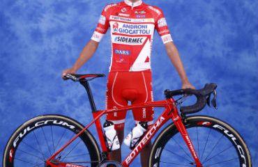 Iván Ramiro Sosa único colombiano en Tour de Bretaña