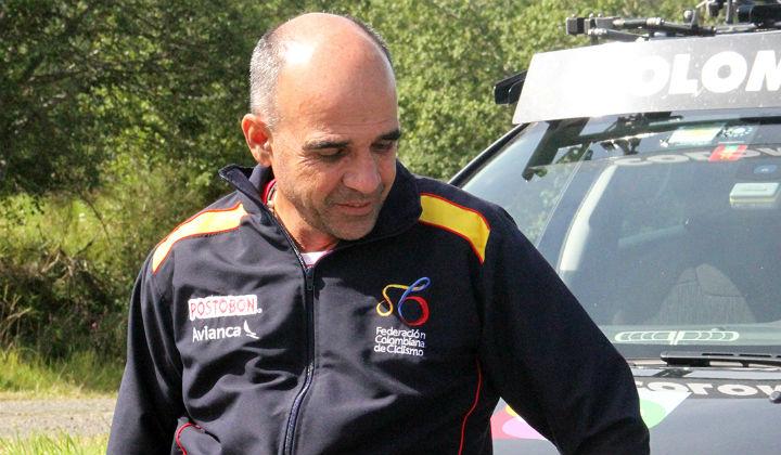 Carlos Mario Jaramillo técnico de la Selección Colombia