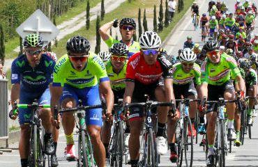 Arango le dio una nueva victoria de etapa al Medellín-Exito-Bavaria en