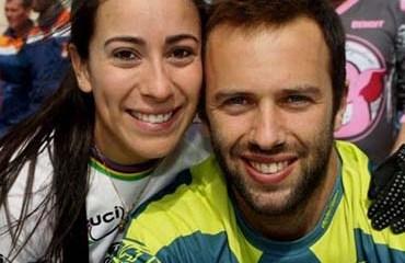Mariana Pajón sigue arrasando con la Copa Francia de BMX. Este fin de semana compitió junto a su prometido Vincent Pelluard