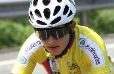 Ana Sanabria debutó en Giro de Italia Femenino