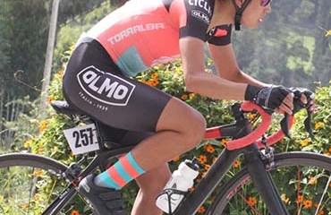 Liliana Moreno ganó la CRI y se puso muy cerca del título de la Vuelta a B