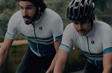 Sebastián Gil y Miguel Olarte entraron en el Hall de la Fama del ciclismo aficionado a nivel mundial tras conseguir el reto Everesting en el Alto de Letras