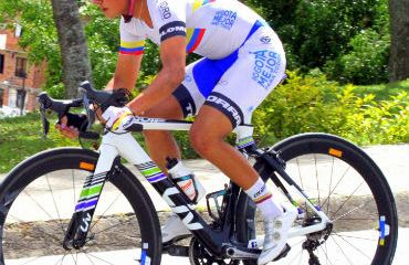 Ana Sanabria perdió más tiempo en el Giro de Italia Femenino