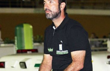 José Julián Velásquez, con el Medellin-Inder por el título de la Vuelta a Colombia