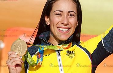 La vigente campeona olímpica y mundial, Mariana Pajón, buscará un nuevo cetro orbital en Estados Unidos