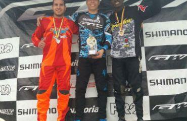 Diego Arboleda ganador de la élite