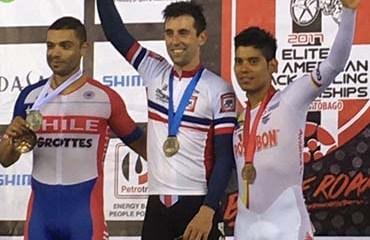 Edwin Ávila se colgó la medalla de bronce en el panamericano de Trinidad y Tobago