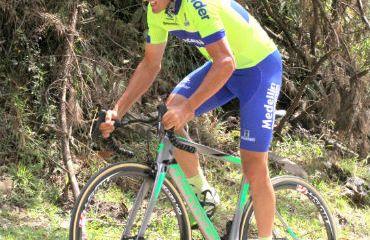 Oscar Sevilla, el mejor del Medellín-Inder en Tour de Alberta en Canadá